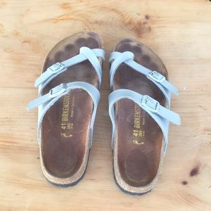 Birkenstock women's sz41 Europe Used in good
